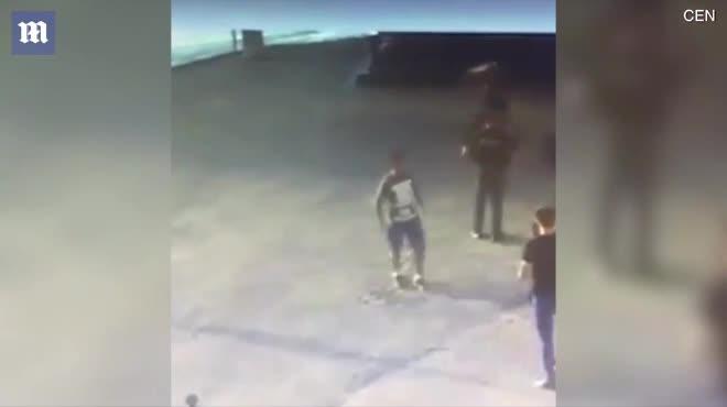 Nga: Võ sĩ hẹn vô địch cử tạ đấu trên phố, kết thúc thảm khốc