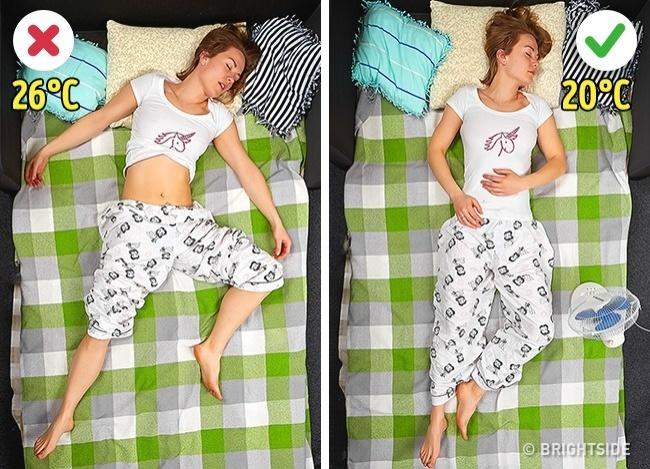 """9 tư thế ngủ giúp bạn """"quét sạch"""" bệnh tật trong người - 5"""