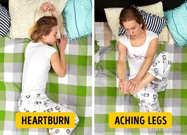 """9 tư thế ngủ giúp bạn """"quét sạch"""" bệnh tật trong người - 8"""