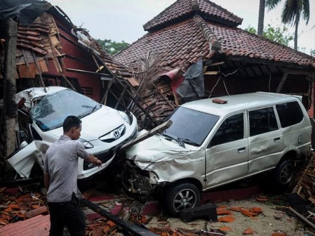 Thế giới - Thêm sóng thần không thể báo trước ập vào Indonesia bất cứ lúc nào?