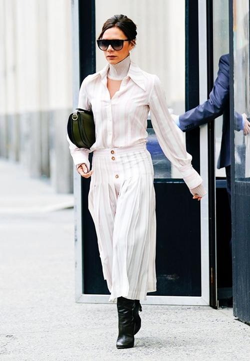 10 item giúp nàng công sở mặc đẹp như Victoria's Beckham - 1