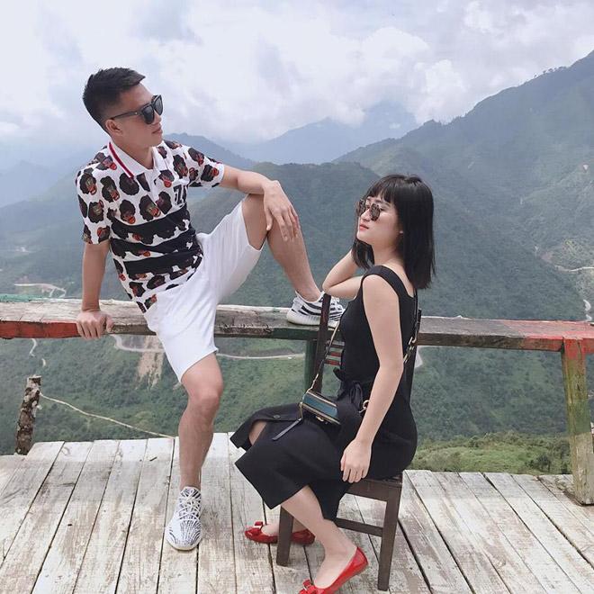 Tiền vệ Huy Hùng - cầu thủ chăm khoe ảnh bạn gái nhất tuyển Việt Nam - 11