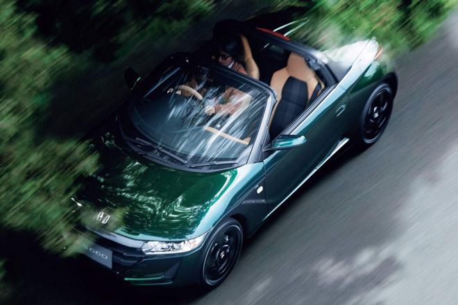 Honda giới thiệu xe thể thao mui trần giá rẻ 476 triệu đồng - 2