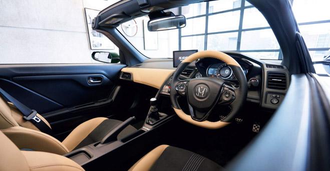 Honda giới thiệu xe thể thao mui trần giá rẻ 476 triệu đồng - 8