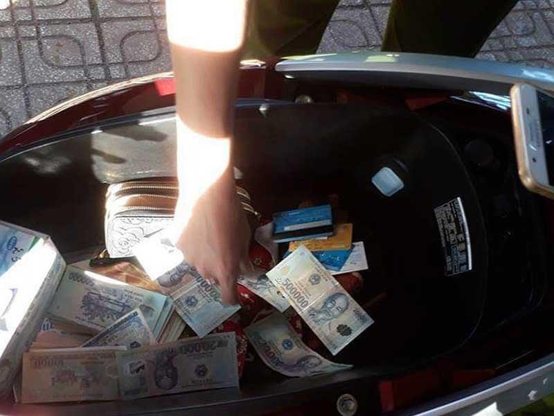 Cảnh giác chiêu biến tờ 20.000 đồng thành 500.000 đồng - 2