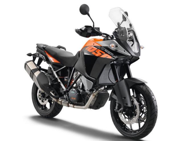 Bảng giá xe KTM tháng 12/2018: Đẳng cấp môtô cho phái mạnh - 2