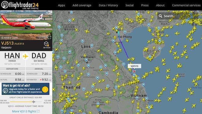 Thêm máy bay của VietJet Air gặp cảnh báo kỹ thuật khi tăng tốc chạy đà - 2