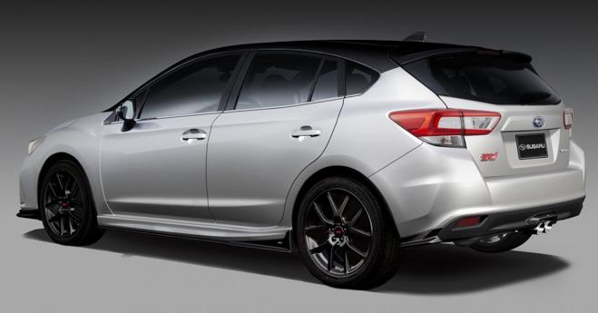 Subaru Forester STI lộ diện trước ngày ra mắt chính thức - 5