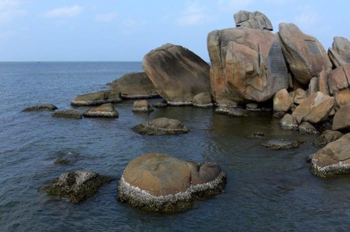 Chinh phục bãi đá thần thoại ở cực Nam của Tổ quốc - 1