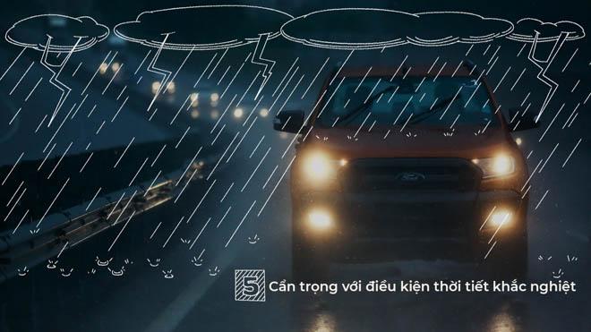 5 lưu ý giúp bạn luôn lái xe an toàn trong mọi trường hợp - 6