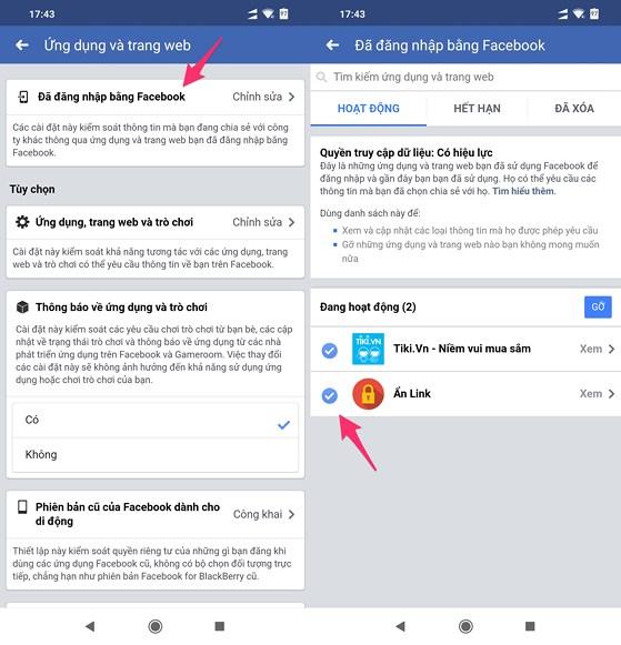 4 việc cần làm ngay lập tức khi bị hack Facebook - 5