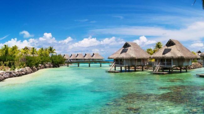 15 điểm du lịch thu hút nhiều người giàu có nhất mọi thời đại - 13
