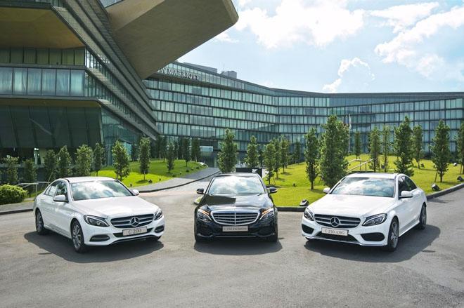 Giá xe Mercedes C200 kèm giá xe Mercedes C Class 2019 mới nhất - 2