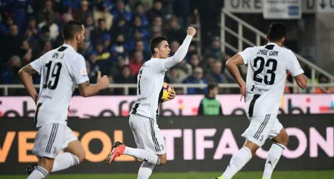 """Ronaldo đá trận cuối cùng 2018: Đặt mục tiêu """"bất khả thi"""" đua Messi - 2"""