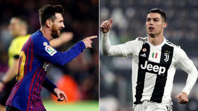 """Ronaldo đá trận cuối cùng 2018: Đặt mục tiêu """"bất khả thi"""" đua Messi - 1"""