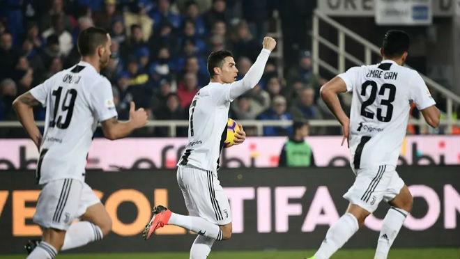 Juventus - Sampdoria: Ronaldo bùng nổ chờ nối dài kỷ lục - 1