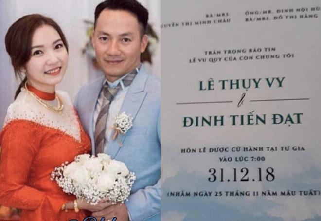 Lễ cưới rapper Đinh Tiến Đạt và vợ xinh 9X có gì đặc biệt? - 1