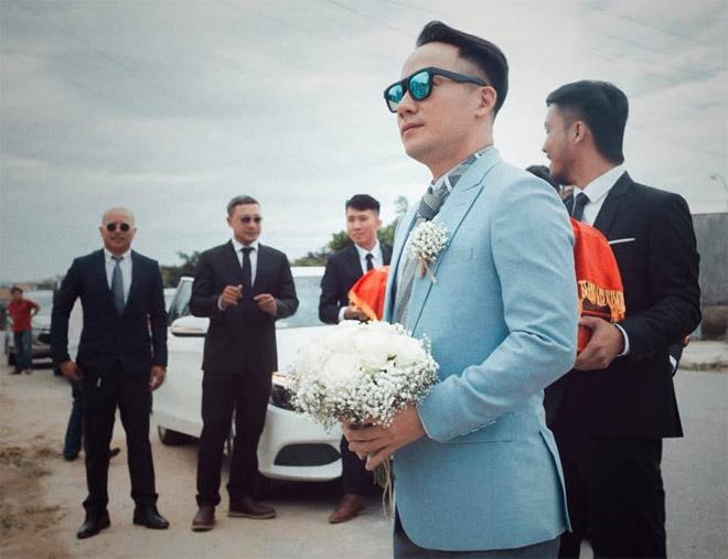 Lễ cưới rapper Đinh Tiến Đạt và vợ xinh 9X có gì đặc biệt? - 3