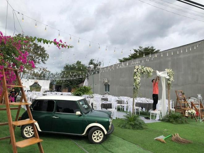 Lễ cưới rapper Đinh Tiến Đạt và vợ xinh 9X có gì đặc biệt? - 2