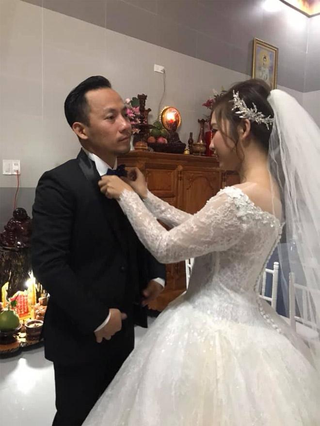 Lễ cưới rapper Đinh Tiến Đạt và vợ xinh 9X có gì đặc biệt? - 4