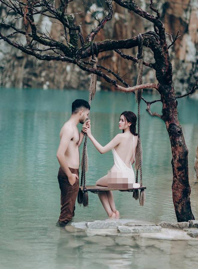 """3 mỹ nhân dính scandal xấu xí, bị """"ném đá"""" dữ dội nhất showbiz Việt 2018 - 10"""