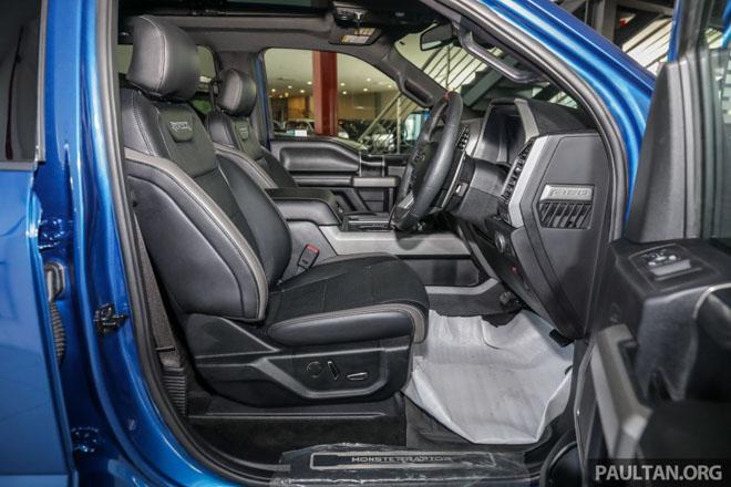"""""""Siêu bán tải"""" Ford F-150 Raptor giá 4,4 tỷ đồng bán chính hãng tại Malaysia - 12"""