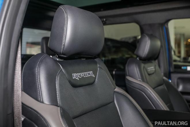 """""""Siêu bán tải"""" Ford F-150 Raptor giá 4,4 tỷ đồng bán chính hãng tại Malaysia - 11"""