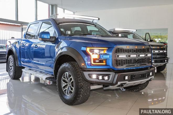 """""""Siêu bán tải"""" Ford F-150 Raptor giá 4,4 tỷ đồng bán chính hãng tại Malaysia - 2"""
