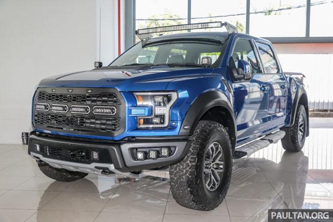 """""""Siêu bán tải"""" Ford F-150 Raptor giá 4,4 tỷ đồng bán chính hãng tại Malaysia - 1"""