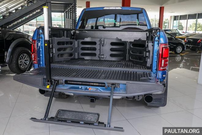 """""""Siêu bán tải"""" Ford F-150 Raptor giá 4,4 tỷ đồng bán chính hãng tại Malaysia - 3"""