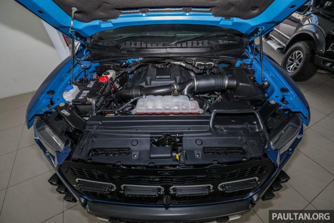 """""""Siêu bán tải"""" Ford F-150 Raptor giá 4,4 tỷ đồng bán chính hãng tại Malaysia - 7"""