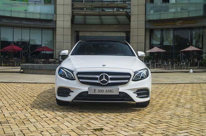 Giá xe Mercedes E200, E250, E300 cập nhật mới nhất 2019 - 7