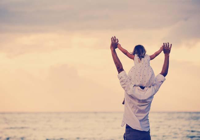10 bài học cha dạy cho con gái sẽ tốt hơn mẹ - 2