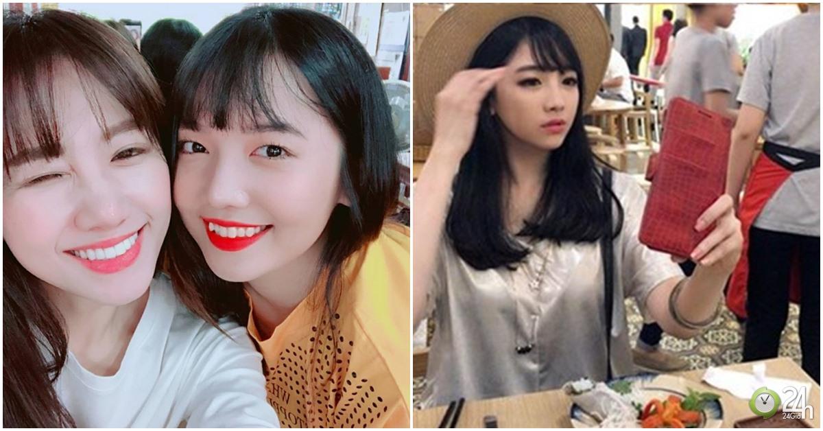Hai cô em vợ của Trấn Thành xinh đẹp, giỏi giang nhưng đời tư trái ngược hoàn toàn