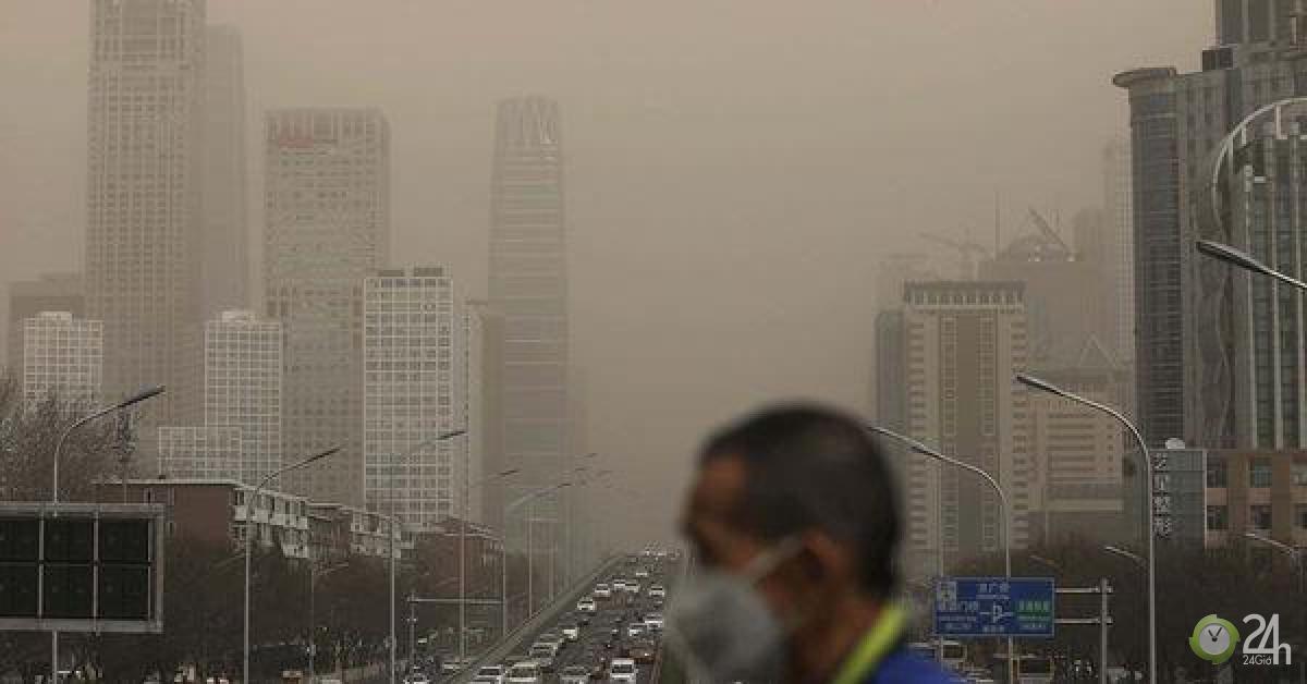 Phát hiện tác động đáng ngại của không khí ô nhiễm lên trí não-Sức khỏe đời sống