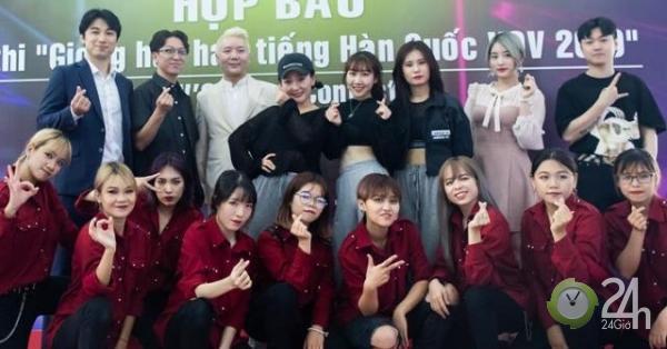 Cuộc thi giọng hát Kpop tại Việt Nam có sự tham gia của biên đạo Hàn đứng sau BTS - Giải trí