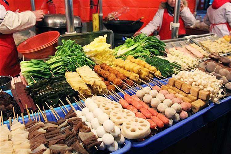 Du khách đến Bắc Kinh sẽ mê mệt những món ăn này - 7