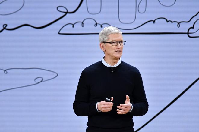 Apple sẽ phải trả thêm 1,4 tỷ USD tiền thuế vì lương CEO gấp… 200 lần nhân viên - 1