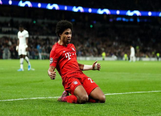 """Bayern thắng hủy diệt 7-2 Tottenham: """"Hàng thải"""" Arsenal ghi 4 bàn là ai? - 1"""