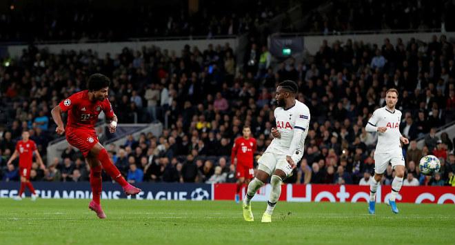 """Bayern thắng hủy diệt 7-2 Tottenham: """"Hàng thải"""" Arsenal ghi 4 bàn là ai? - 2"""