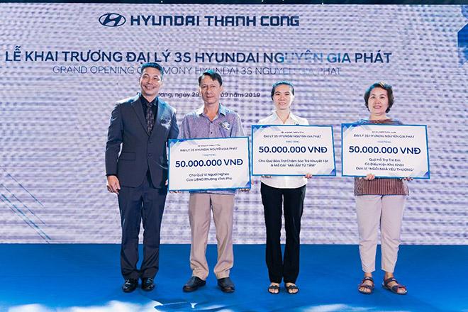 Chính Thức Khai Trương Showroom 3S Hyundai Nguyên Gia Phát - 5