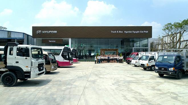 Chính Thức Khai Trương Showroom 3S Hyundai Nguyên Gia Phát - 7