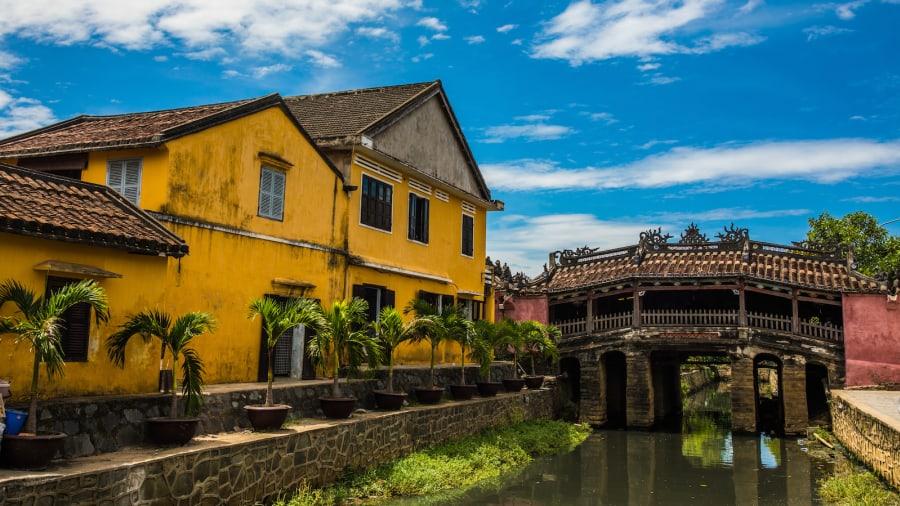 Hội An lọt top những trấn cổ đẹp nhất Châu Á - 4