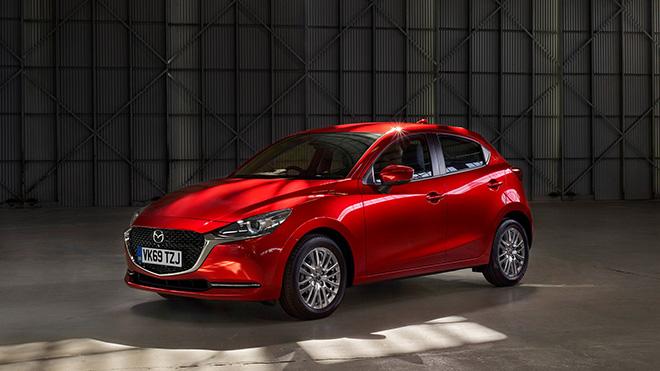Mazda 2 2020 có bán từ 450 triệu đồng sứ sương mù