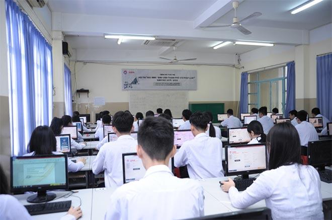 Tập đoàn KIRIN tiếp thêm năng lượng cho hơn 200.000 học sinh, sinh viên TPHCM - 1