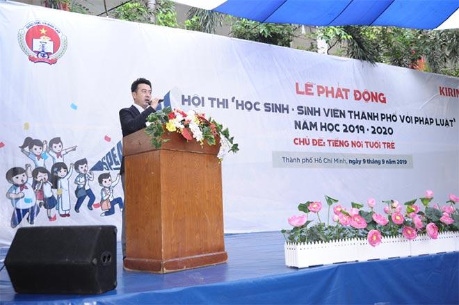 Tập đoàn KIRIN tiếp thêm năng lượng cho hơn 200.000 học sinh, sinh viên TPHCM - 2