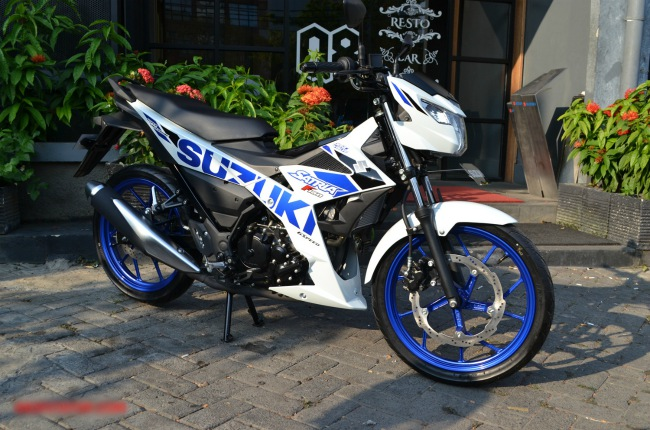Suzuki satria 2020