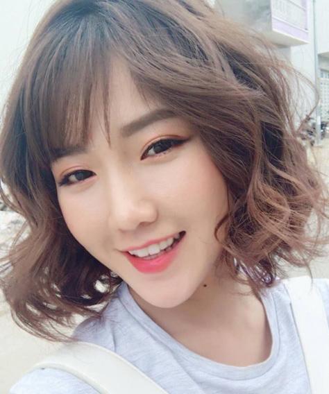Những kiểu tóc ngắn uốn đẹp cho nữ dẫn đầu xu hướng 2019 - 7
