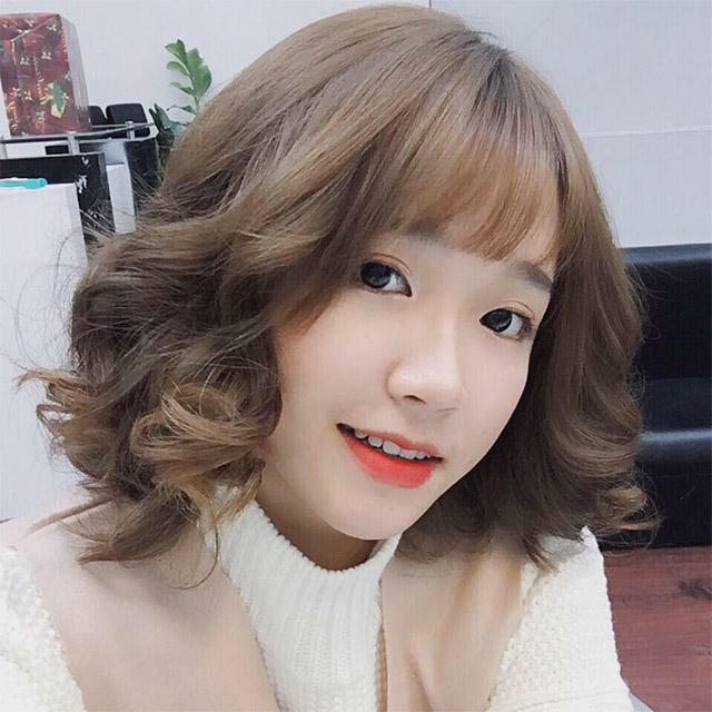 Những kiểu tóc ngắn uốn đẹp cho nữ dẫn đầu xu hướng 2019 - 6