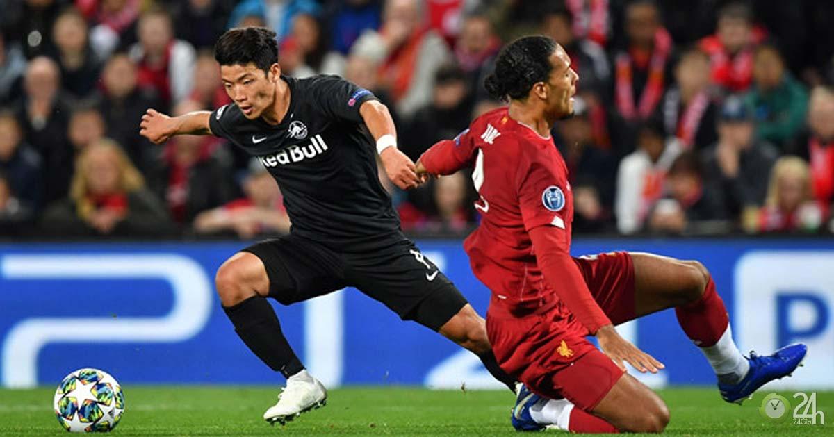 Sao trẻ châu Á từng đấu Công Phượng, lừa cả Van Dijk khiến Liverpool hú hồn cúp C1
